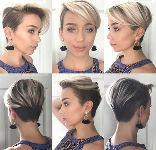 Long Pixie Cut 2018-8