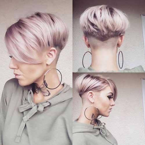 Short Hair Colors-8