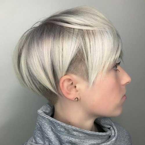 Short Hair Colors-9