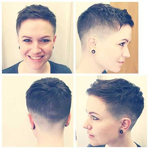 Short Pixie Hairstyles-9