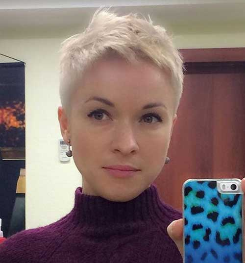 Pixie Haircut For Curly Hair