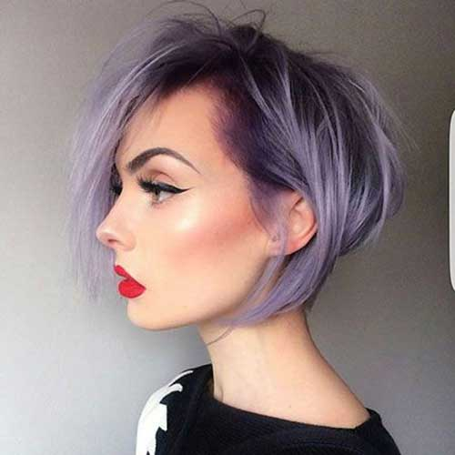 Charming Short Hair Color Ideas | Short Hairstyles 2017 - 2018 ...