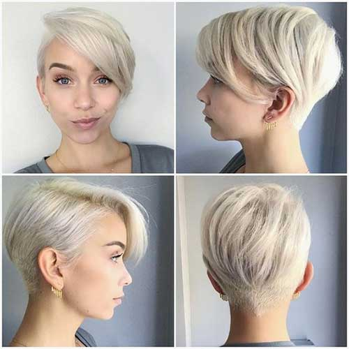 20 Long Pixie Haircuts You Should See Short Hairstyles 2017 2018