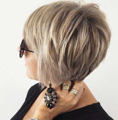 20 Chic Short Bob Haircuts for 2018 | Short Hairstyles 2017 - 2018 ...