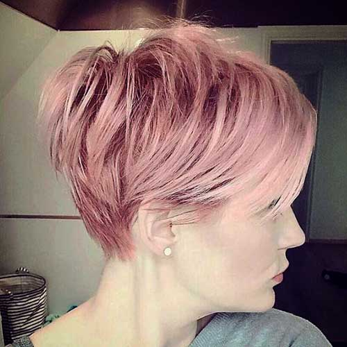 30 Best Short Haircuts For Fine Hair Short Hairstyles 2018 2019
