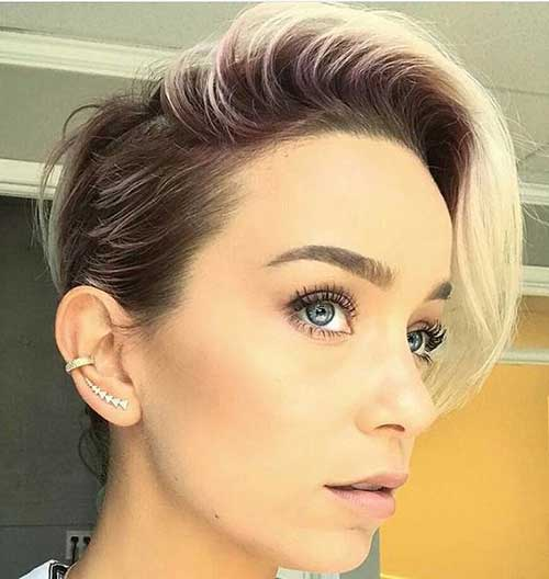 edgy styles for hair edgy hairstyles and cuts hairstyles 2017 9181