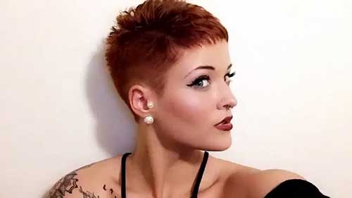 Very Short Hairstyles - 12