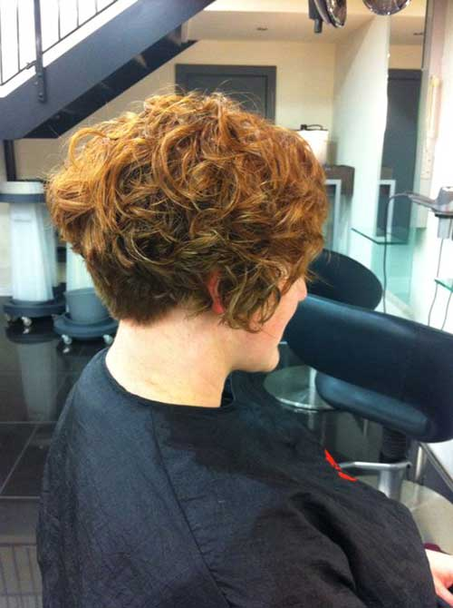 Curly Short Hairstyles-12