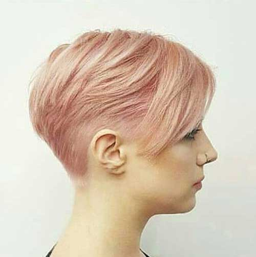 Layered Short Hairstyles-12