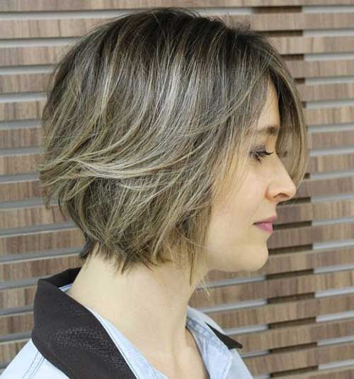 Choppy Short Haircuts-13