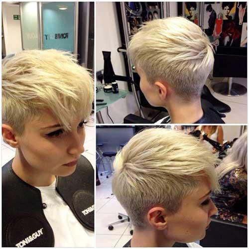 Layered Short Hairstyles-14