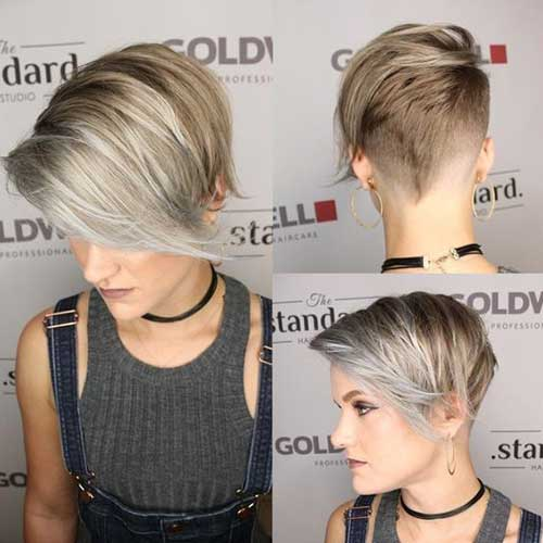 Edgy Short Hairstyles And Cuts Short Hairstyles 2017 2018 Most Popular Short Hairstyles