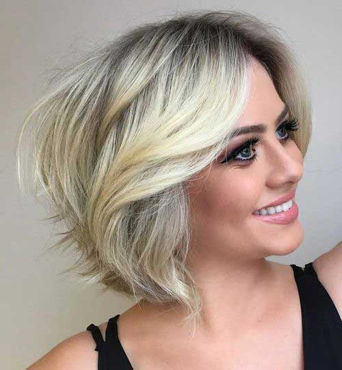 Textured Bob Haircut-14