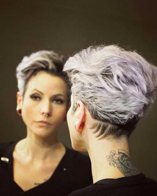 Edgy Short Hairstyles And Cuts Short Hairstyles 2017