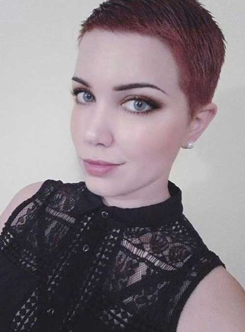 Super Short Haircuts-16