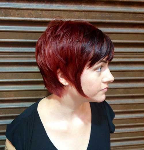 Short Haircuts for Women-17