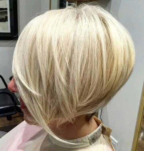 Layered Short Hairstyles-18