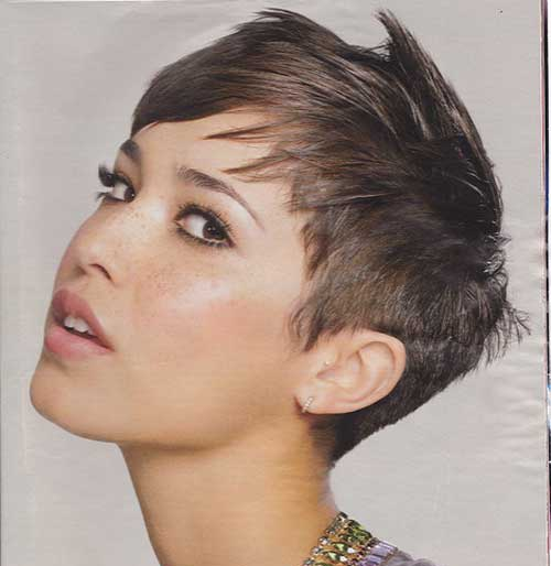 Super Short Haircuts-18