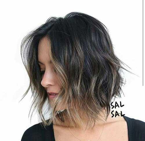 Textured Bob Haircut-18