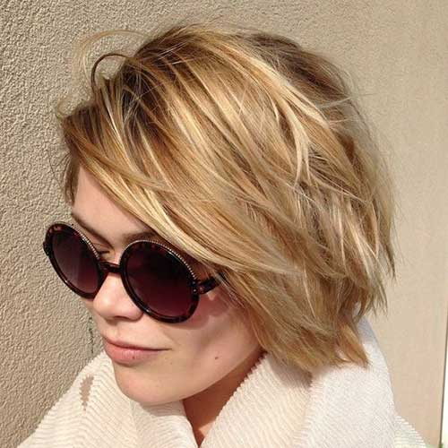 Textured Bob Haircut-19