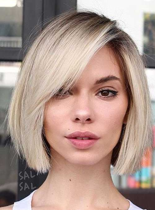 23 Short Haircut Ideas For Women 2018