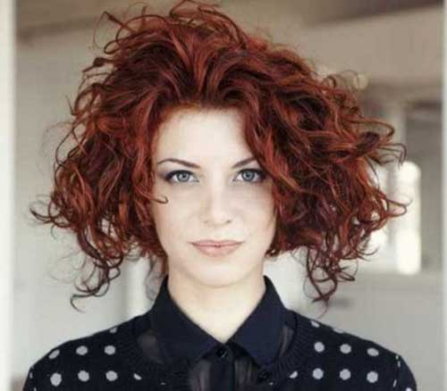 Curly Short Hairstyles-22