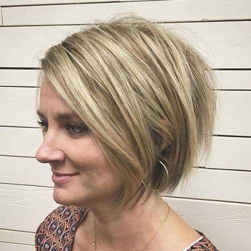 Short Haircuts for Women-23