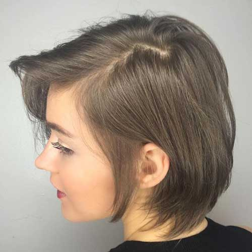 Textured Bob Haircut-6