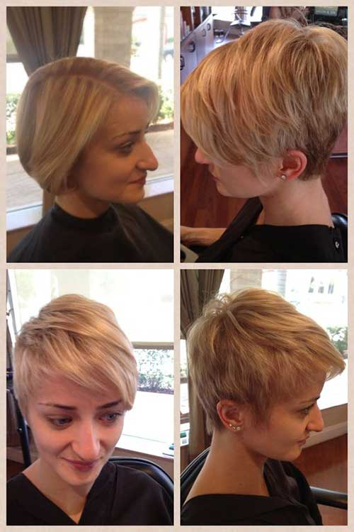 Short Haircuts for Women-7