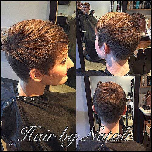 Super Short Haircuts-7