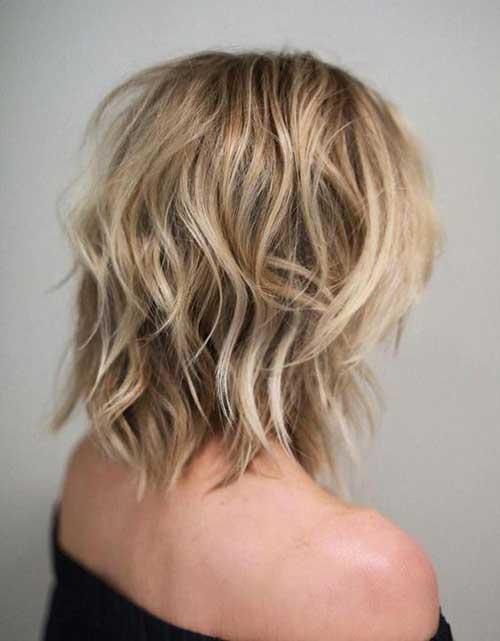 Layered Short Hairstyles-8