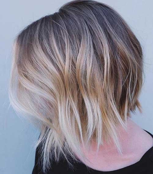 Textured Bob Haircut-8