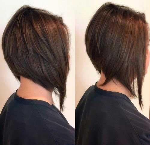 Brunette Short Hairstyles-9