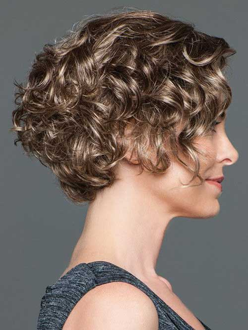 Curly Short Hairstyles-9