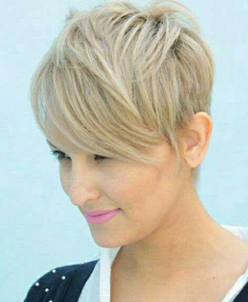 Layered Short Hairstyles-9