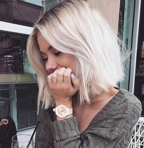 Textured Bob Haircut-9