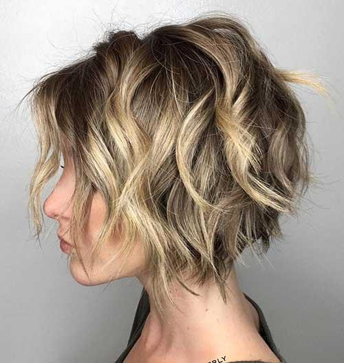 2018 Must See Choppy Short Haircuts Short Hairstyles 2018 2019