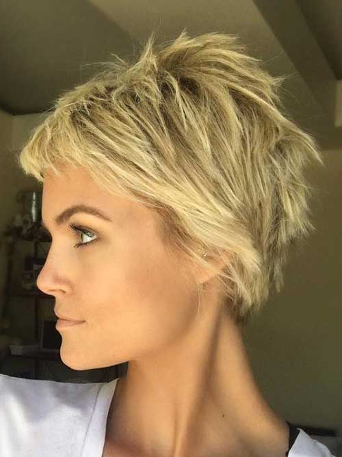 15 Must-See Choppy Short Haircuts