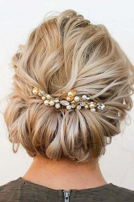 Short Wedding Hairstyles Archives Haircut