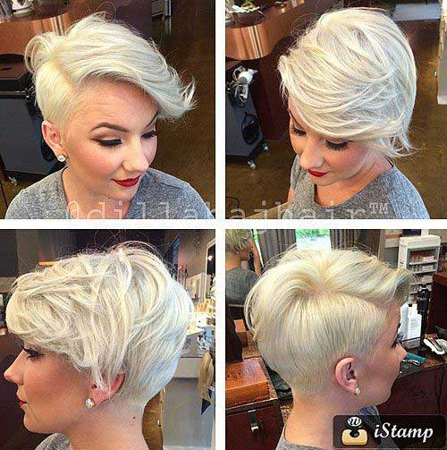 Cute Short Haircuts-12