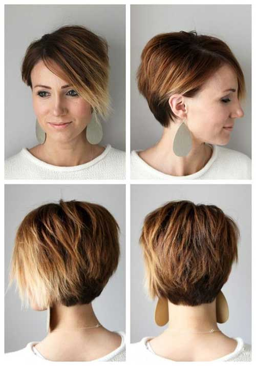 Cute Short Haircuts-13