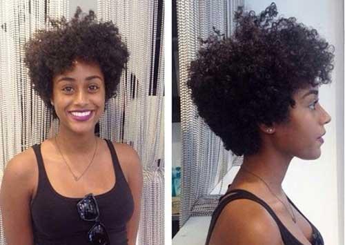 Short Hairstyles for Black Women-14