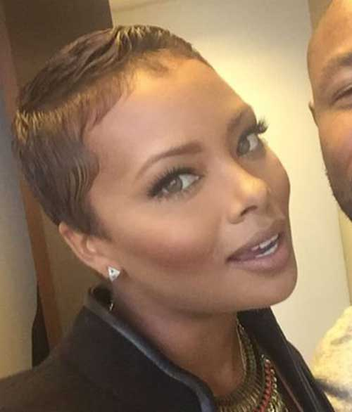 Short Hairstyles for Black Women-16