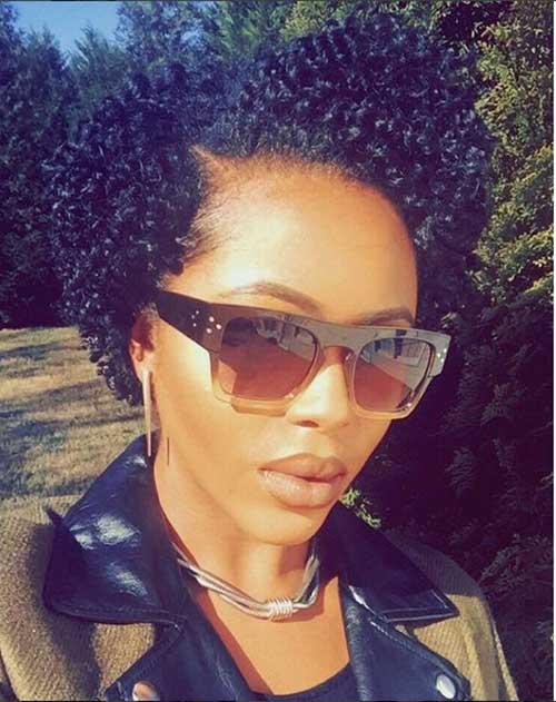 Short Hairstyles for Black Women-17