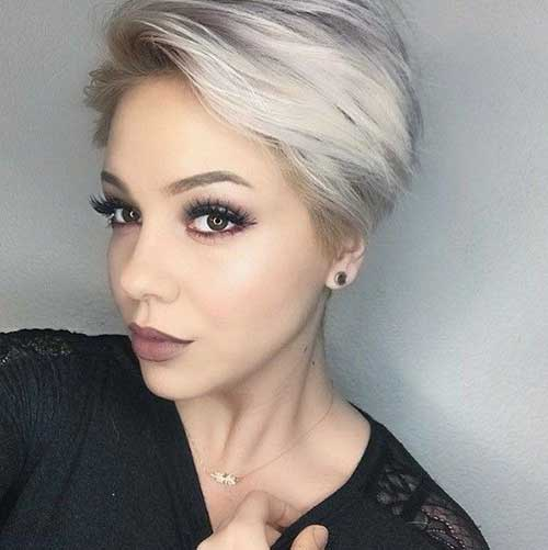 Short Hairstyles for Fine Hair-17