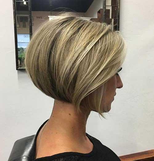 Short Blonde Hair 2018-18