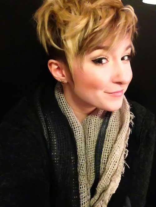 Cute Short Haircuts-19