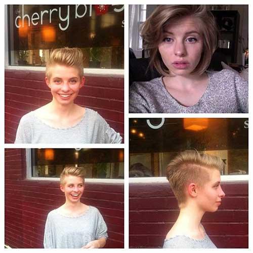 Cute Short Haircuts-20