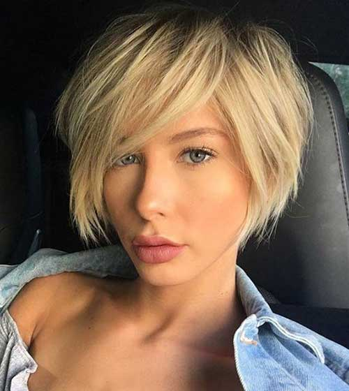 Short Hairstyles for Fine Hair-20