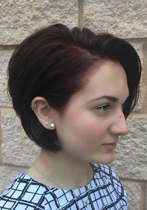 Short Haircuts for Women-22